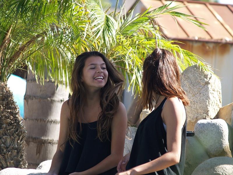 Mia and Lynette
