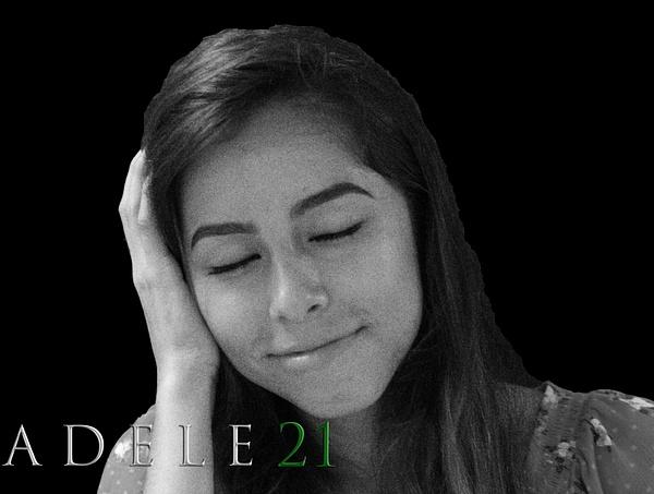 ADELE 21 by EstebanAguilar