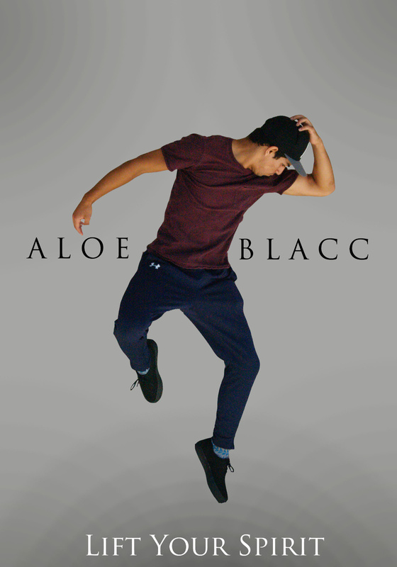 ALOE BLACC Cover