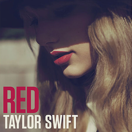 Taylor_Swift_Red_Album_Art_Cover by EstebanAguilar