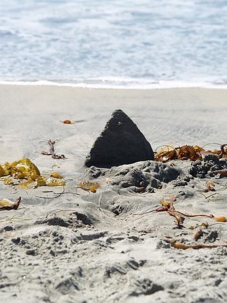 Sand Pyramid by EstebanAguilar