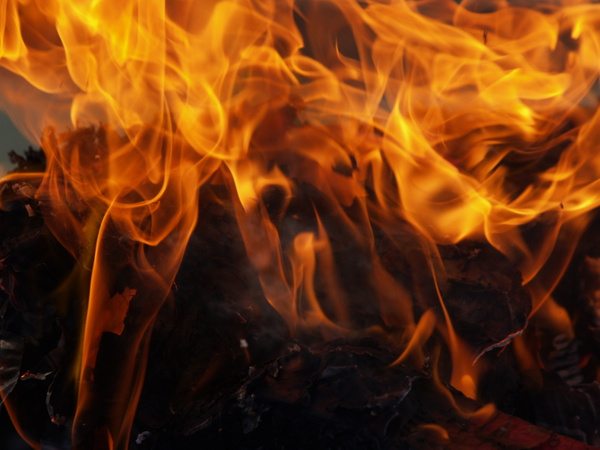 Flames by EstebanAguilar