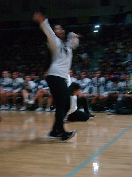 Blurry dancer by EstebanAguilar
