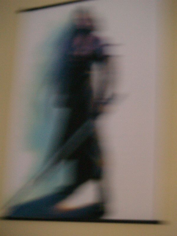 Blurry Poster