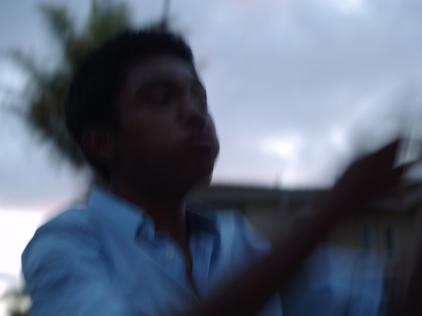 Blurry CJ by EstebanAguilar