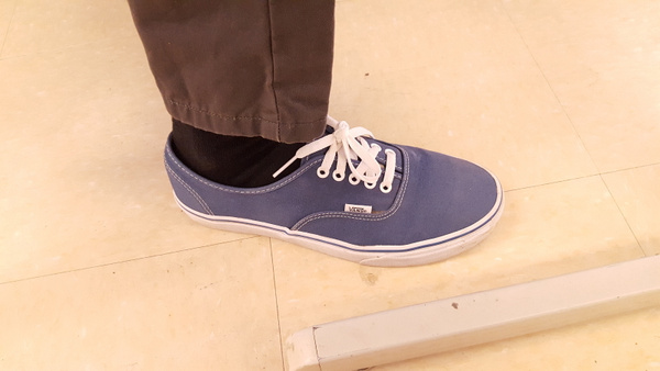 shoe by EstebanAguilar