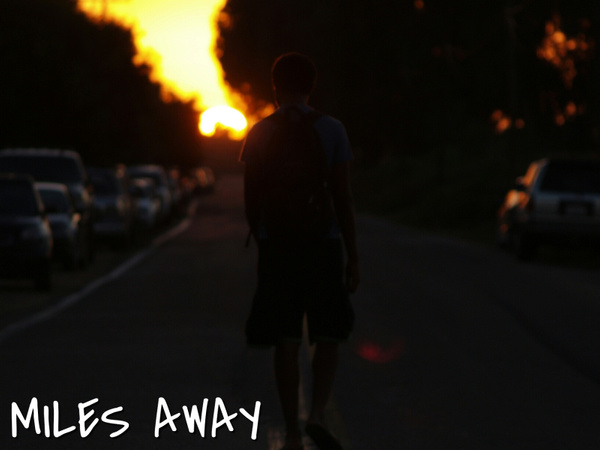 miles away by EstebanAguilar