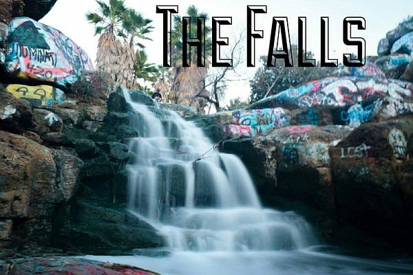 the falls by EstebanAguilar