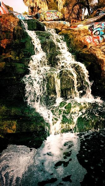 adobe falls by EstebanAguilar
