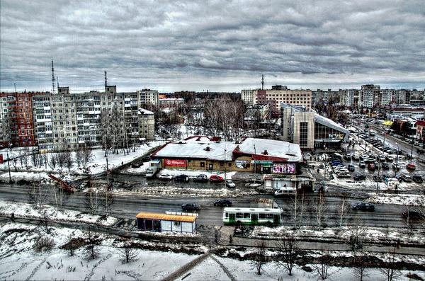 Tobolsk HDR by User120309363