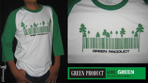 GREEN KASKUS