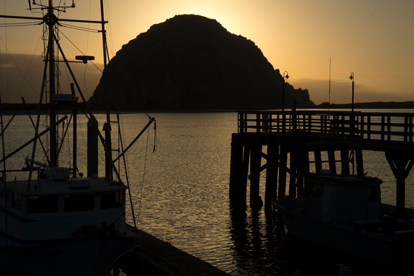 _LLL0015 Morro Bay by Lance Levine