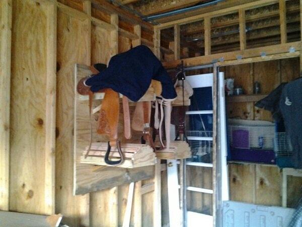 saddle rack 2