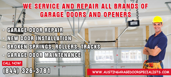 Austin Garage Door Specialists by BrettStave63883