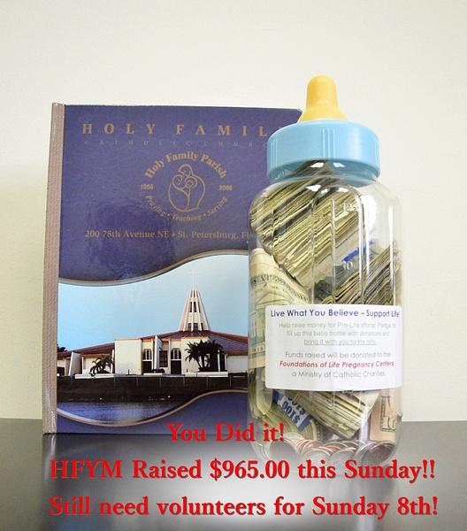 Pro-Life Fund Raiser! by Hfym529