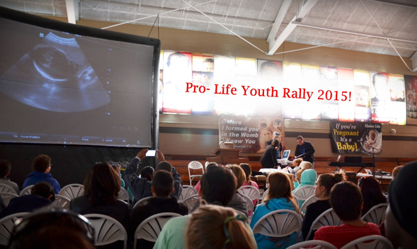 Pro-Life Youth Rally by Hfym529