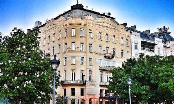 Budapest by nemethkalman
