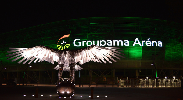Groupama Arena by nemethkalman