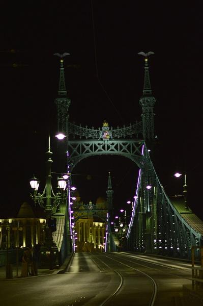 Liberty Bridge or Freedom Bridge