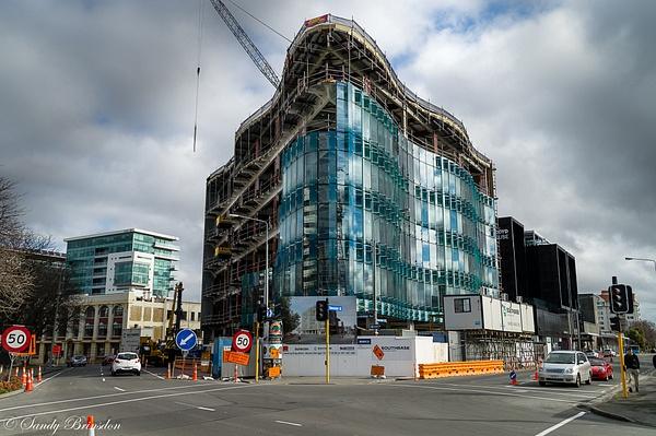 Christchurch by SandyBrinsdon