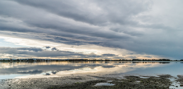 Sumner reflection 3 by SandyBrinsdon