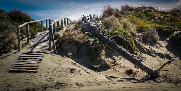 Beach by SandyBrinsdon