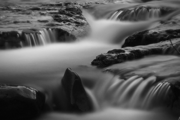 waterfall by SandyBrinsdon