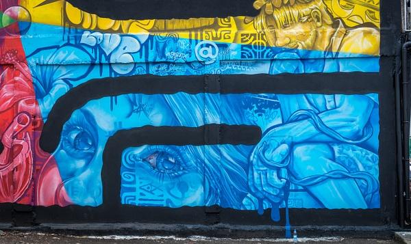 street art by SandyBrinsdon