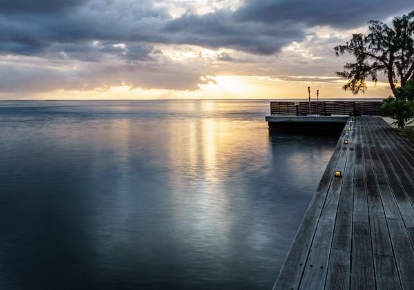sunset by SandyBrinsdon