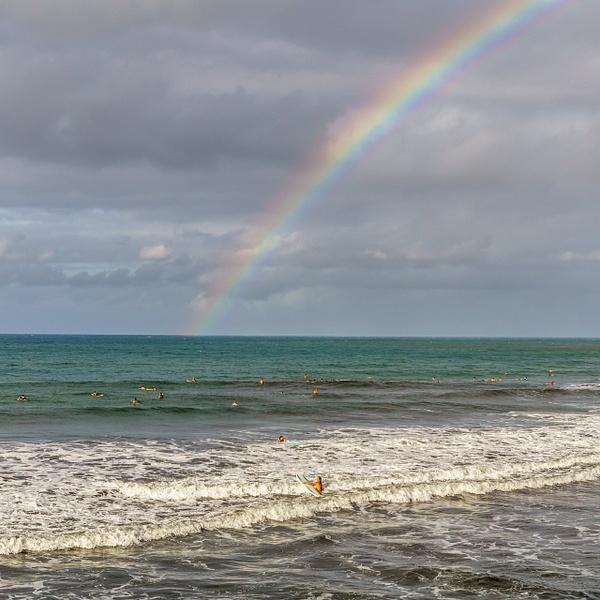 surfing by SandyBrinsdon