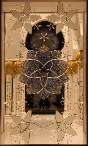 Sheikh Zayed Grand Mosque by MaryamPeiravi