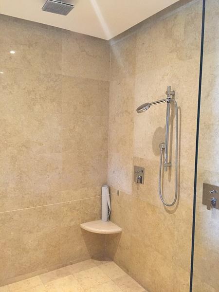 double shower by JanieBac