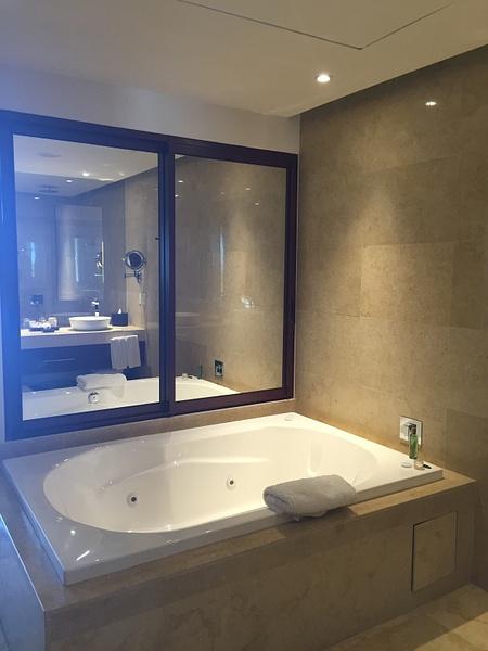 Jacuzzi bath by JanieBac