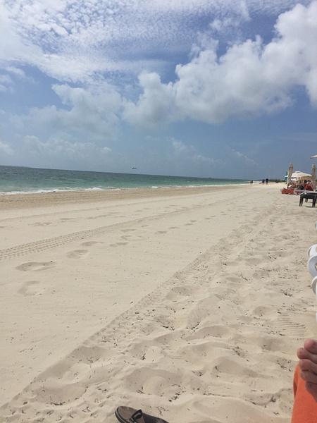 Beach by JanieBac