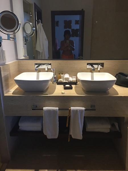 Bathroom by JanieBac