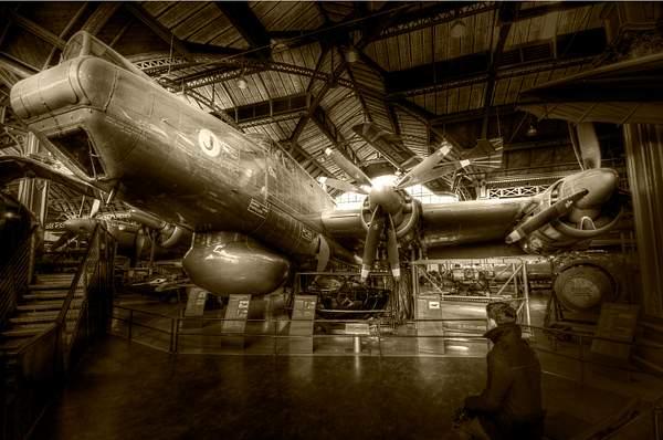 MOSI Airplane