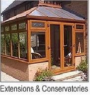 Extensions & conservatories by Jantrobusandson