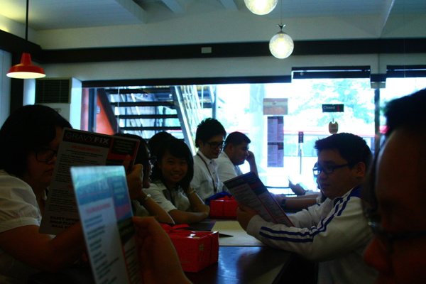 2011-11-09 1st Day 2nd Sem by Elvin Salindo by Elvin...