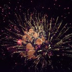 Fireworrks, July 4, 2014