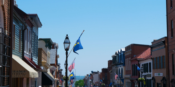 Annapolis Maryland, May 2015 by Elaine Everly