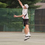 Tennis Tournament- 80's division - 9/5/15