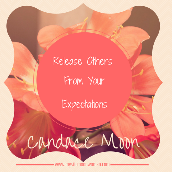 Release OthersFrom yourExpectations (1) by CandaceMoon