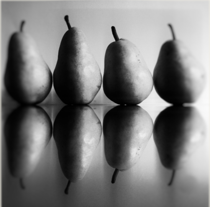 pear silhouette
