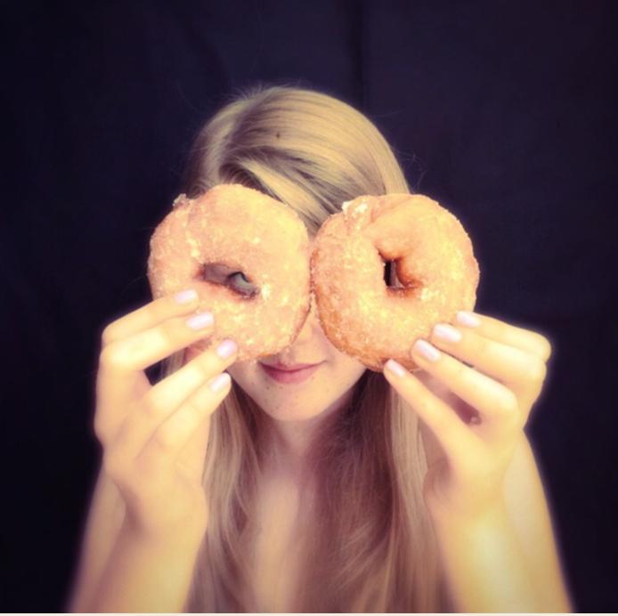 doughnut glasses