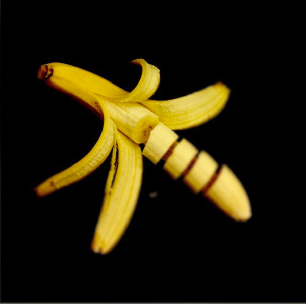 snack food made sexy by Gabriel le Roux