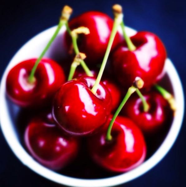 life is like a bowl of cherries by Gabriel le Roux
