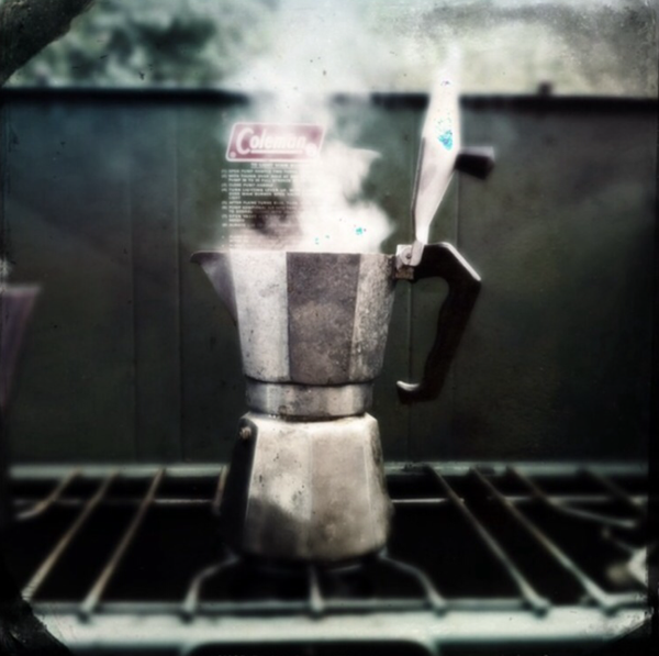 making coffee in ethiopia by Gabriel le Roux