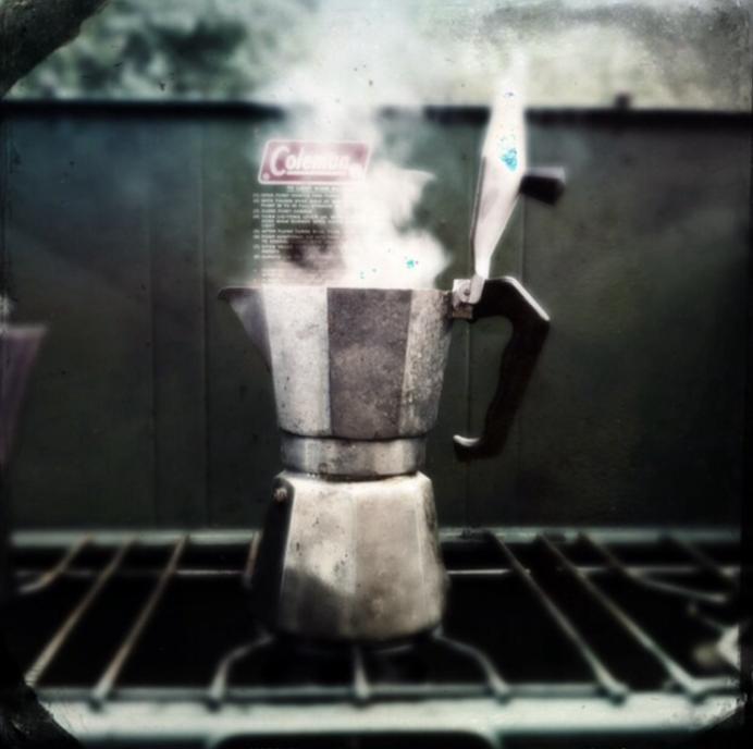 making coffee in ethiopia