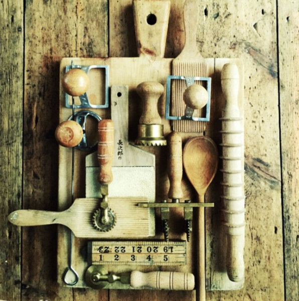 italy pasta making kit by Gabriel le Roux