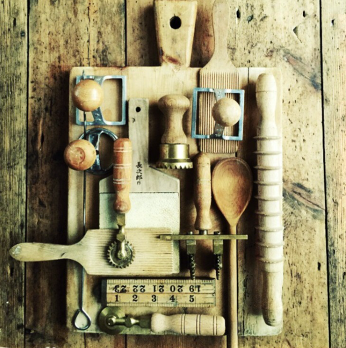 italy pasta making kit